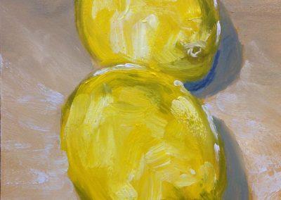 Student Lemon Painting1